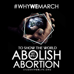 March for Life 22/01/2014